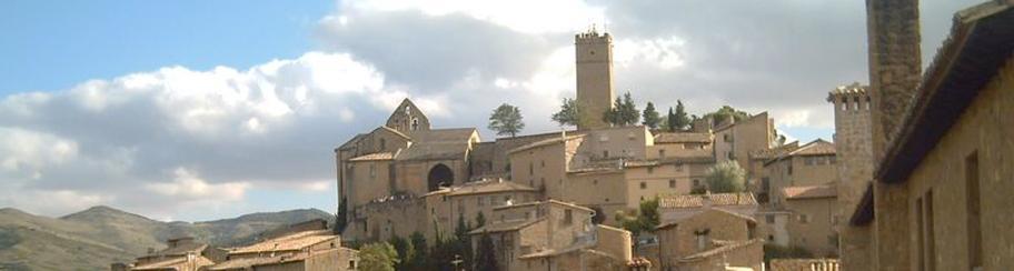 Turismo, conoce Sos del Rey Católico