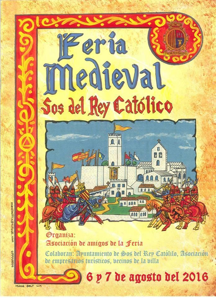 Feria Sos del Rey Católico 2016