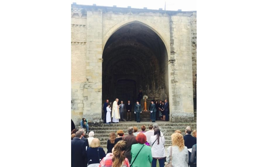 directorio Virgen mamada en Zaragoza
